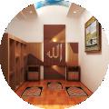 musholla rumah