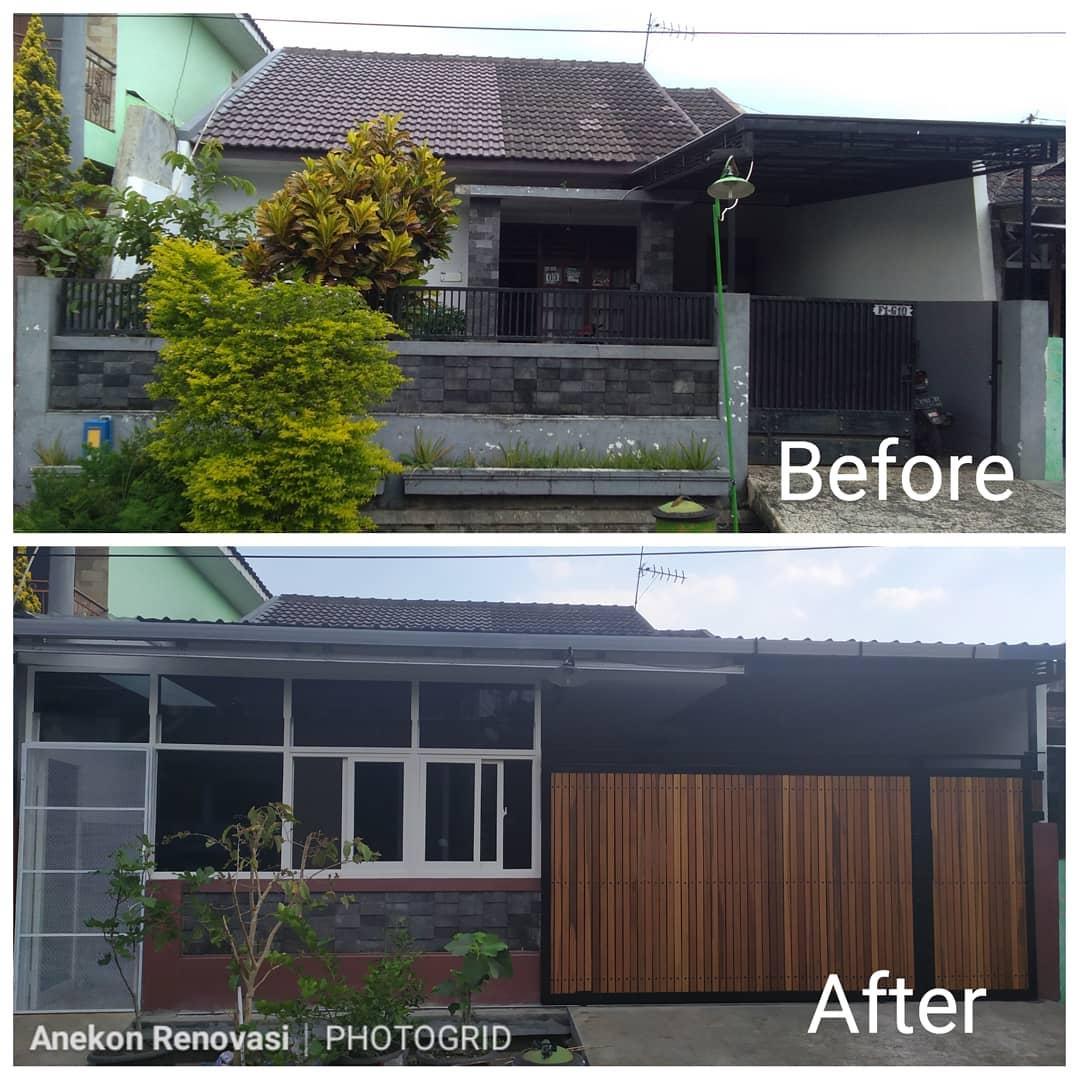 renovasi rumah bedah rumah perawatan rumah penataan rumah modifikasi rumah